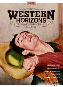 Western Horizons: Universal Westerns of 1950's