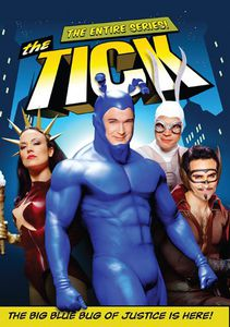 The Tick: The Entire Series!