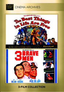 The Best Things in Life Are Free /  Three Brave Men