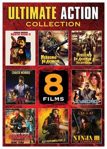 Ultimate Action Collection - 8 Films