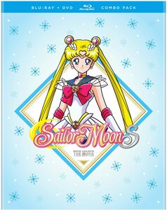 Sailor Moon S The Movie Combo Pack