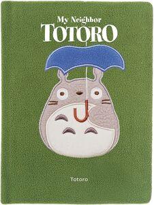 MY NEIGHBOR TOTORO PLUSH JOURNAL