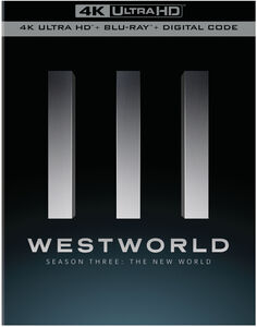 Westworld: Season Three: The New World