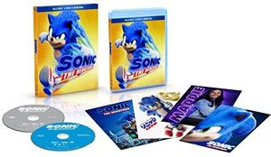 Sonic the Hedgehog Limited Collector's Edition