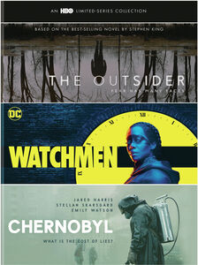 HBO Limited Series Collection: Watchmen /  The Outsider /  Chernobyl