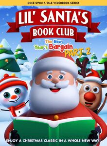 Lil Santa's Book Club: The New Year's Bargain Part 2
