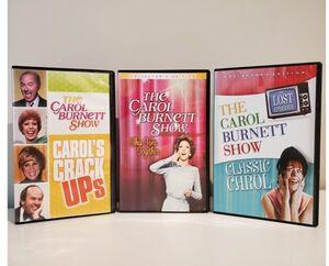 Carol Burnett 20 DVD Variety Pack