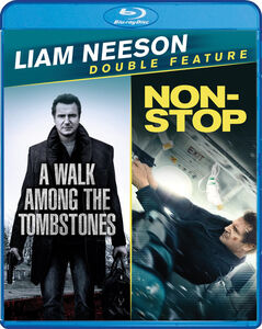 Liam Neeson Double Feature: A Walk Among the Tombstones /  Non-Stop