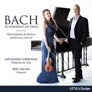 Bach Au Pardessus de Viole