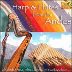 Harp & Flutes from the Andes