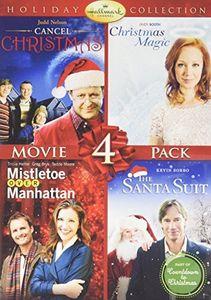 Cancel Christmas /  Christmas Magic /  Mistletoe Over Manhattan /  The Santa Suit