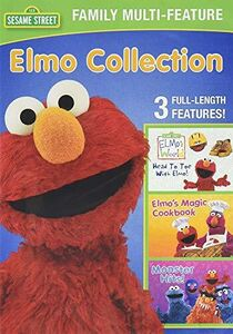 Elmo Collection Triple Feature