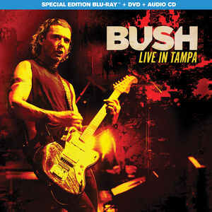 Bush: Live in Tampa