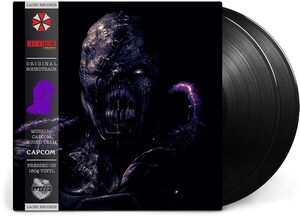 Resident Evil 3: Nemesis (Original Soundtrack)