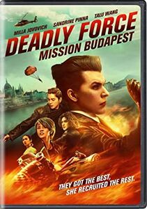 Deadly Force: Mission Budapest