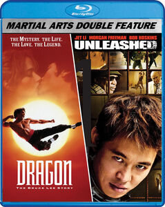 Martial Arts Double Feature: Dragon: The Bruce Lee Story /  Unleashed