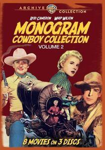 Monogram Cowboy Collection: Volume 2