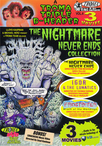 Nightmare Never Ends: Troma Triple B-Header 4