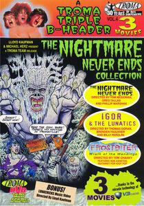Nightmare Never Ends: Troma Triple B-Header 4