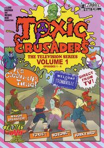 Toxic Crusaders: Television Series 1