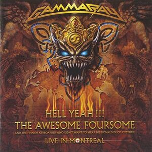 Hell Yeah: Live In Montreal [Import]