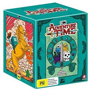Adventure Time: Complete Collection [NTSC/ 0] [Import]