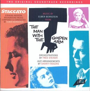 Johnny Staccato /  The Man With the Gold Arm (Original Soundtrack Recordings) [Import]