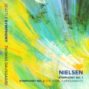 Symphonies 1 & 2 (Live)