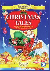 Christmas Tales: Night Before Christmas And Christmas Elves
