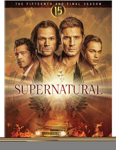 Supernatural: The Complete Fifteenth and Final Season