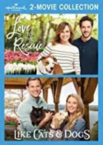 HLMK2MV: Love to the Rescue & Like Cats and Dogs