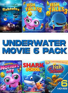 Underwater (movie 6 Pack)