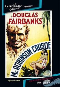 Mr. Robinson Crusoe