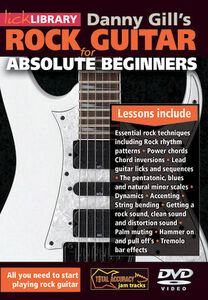 Rock Guitar for Absolute Beginners