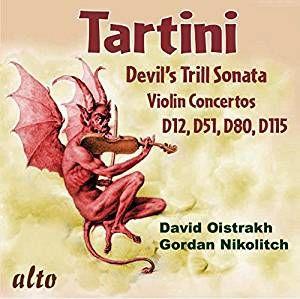 Devil's Trill Sonata /  Violin Concertos D12 & D51