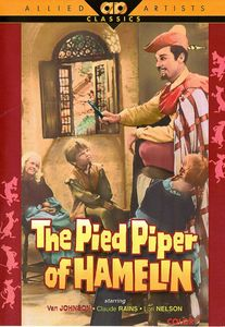 Pied Piper of Hamelin
