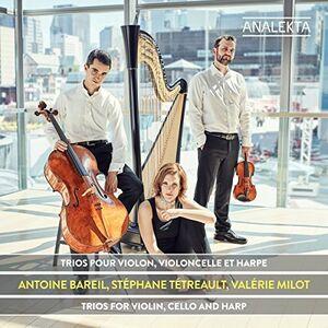 Trios for Violin /  Cello & Harp