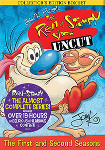 The Ren & Stimpy Show: The Almost Complete Series!