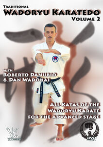 Traditional Wadoryu Karate-Do, Vol. 2: Advanced Wadoryu Karate Katas