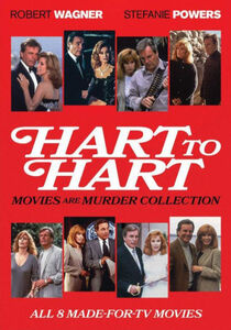 Hart to Hart: Movies Are Murder Collection