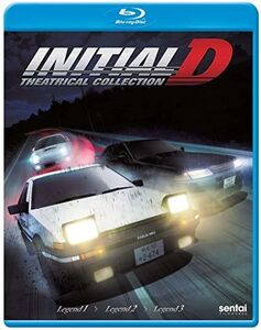 Initial D Legend: Theatrical Collection