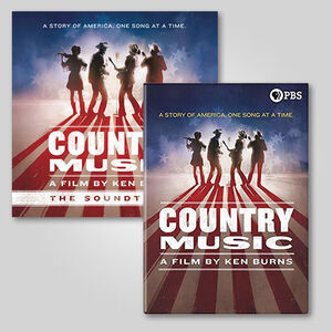 Ken Burns Country Music 2 LP /  8 DVD Bundle
