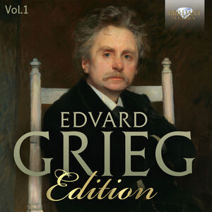 Grieg Edition Brilliant Classics 25 CD collection