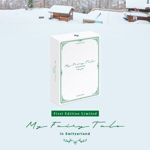 My Fairytale in Switzerland (Limited Edition) (incl. Green + Snow Version) (incl. Booklet, Calendar, Scheduler, Photocard Set, Sticker, Folded Poster + DVD) [Import]