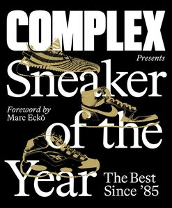SNEAKER OF THE YEAR