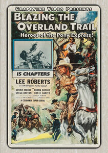 Blazing the Overland Trail (1956)