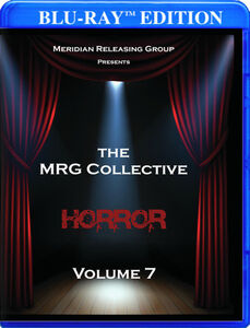 The MRG Collective: Horror, Volume 7