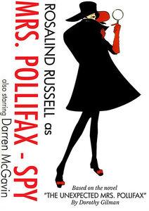 Mrs. Pollifax--Spy