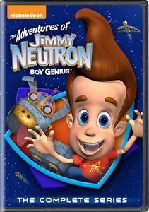 The Adventures of Jimmy Neutron, Boy Genius: The Complete Series