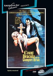 Count Dracula and His Vampire Bride )aka The Satanic Rites of Dracula)
